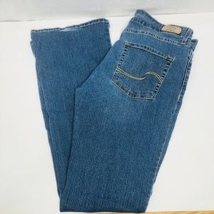 Levi Strauss Low Rise LONG Boot Cut Jeans